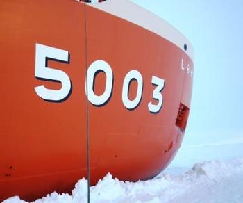 海氷上でのしらせ.jpg